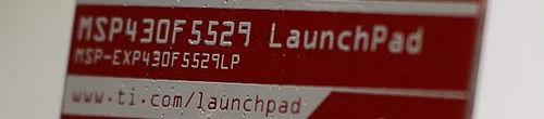 launchpad Msp430f5529