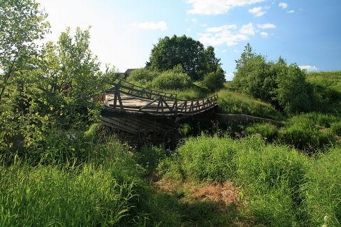Курово-Вороново Мост через Волму