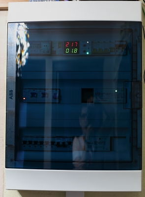 электрощит abb mistral IP65